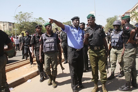 Tension as Nigeria Police Dismisses 6 Senior Officers...What they Did Wrong will Shock You