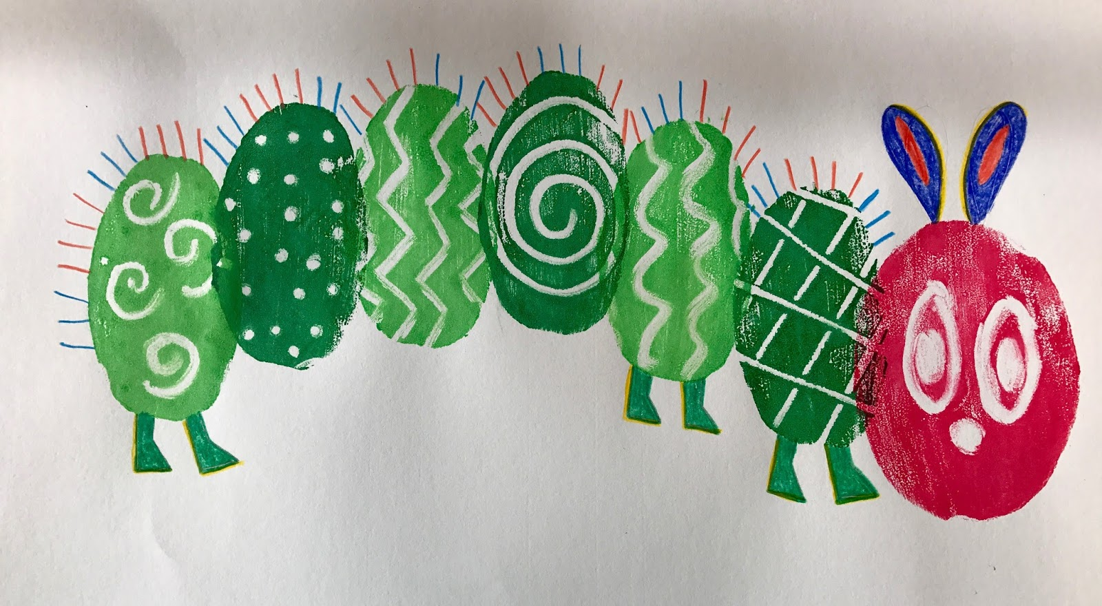 Kathys AngelNik Designs Amp Art Project Ideas The Very Hungry Caterpillar By Eric Carle