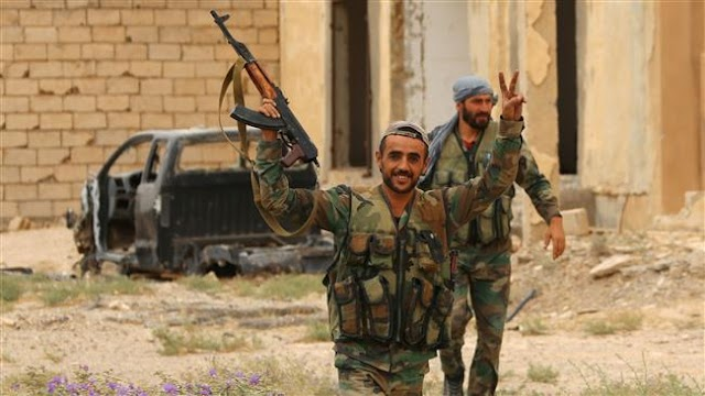 Syrian army troops, allies liberate central town in Homs from Daesh