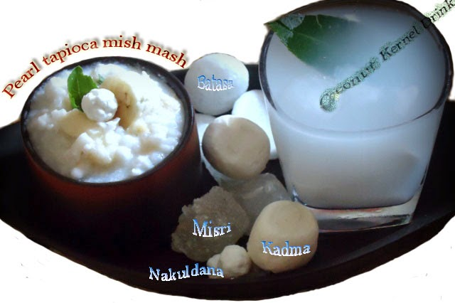 Daber Sarbat - Green Coconut Malai Sorbat