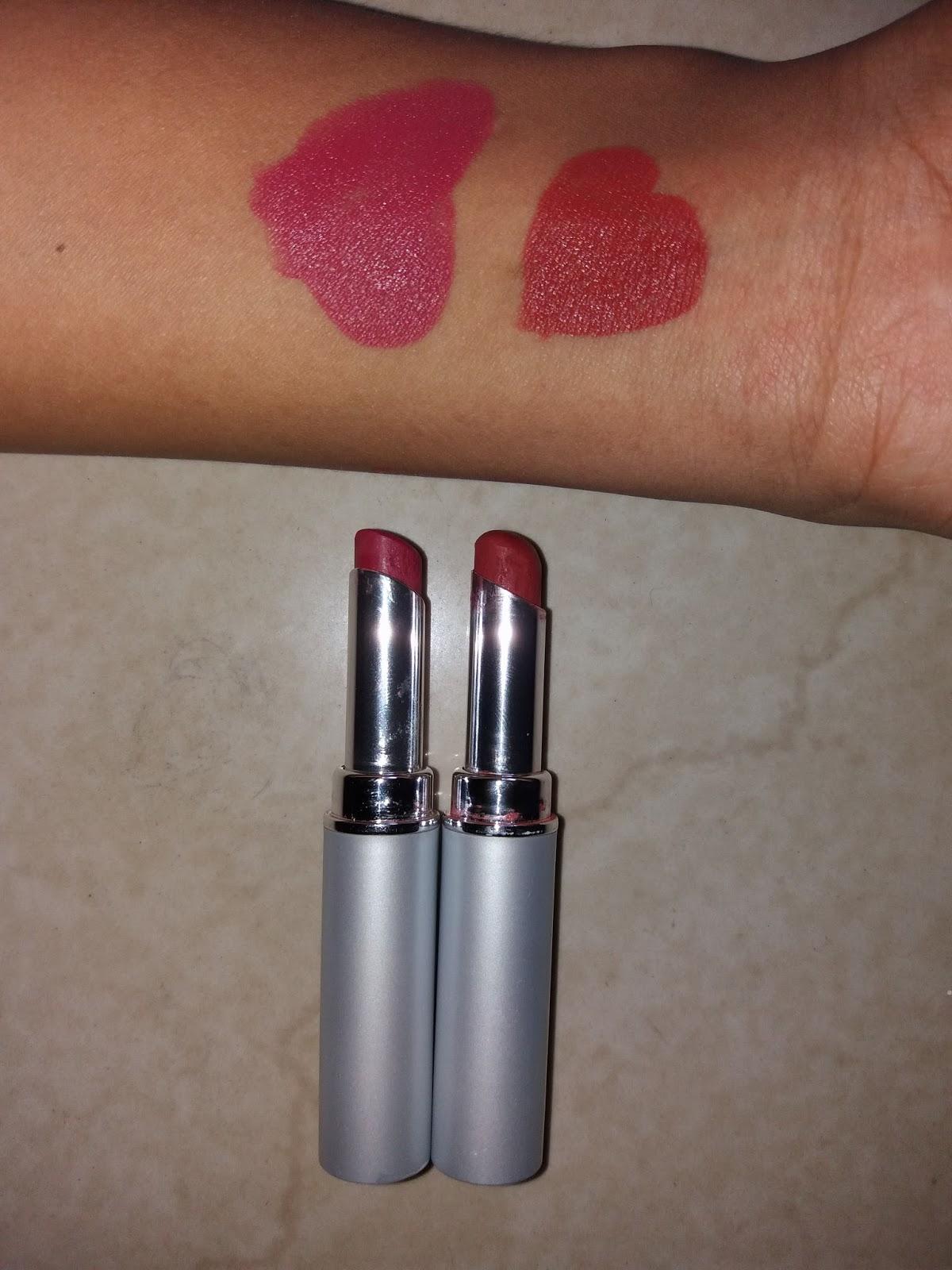 Review Lipstick Wardah Intense Matte Dan Longlasting No 10 All Lipstik Selanjutnya Aku Mau Swatch Di Tangan Kedua Nya Dari Kanan Ke Kiri Stylish Mocca Lalu Miss