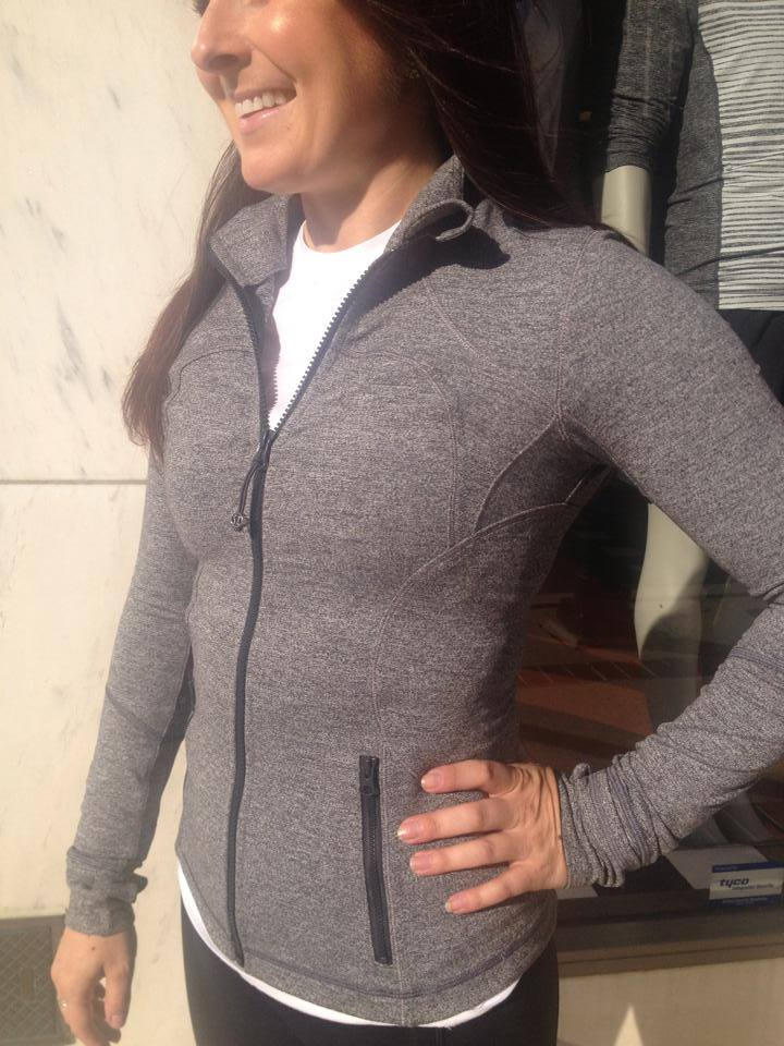 lululemon deep coal forme