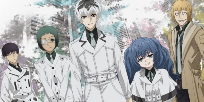 Tokyo Ghoul:re Sub Indo