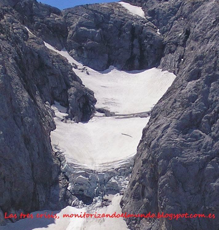 Glacier du Petit Vignemale