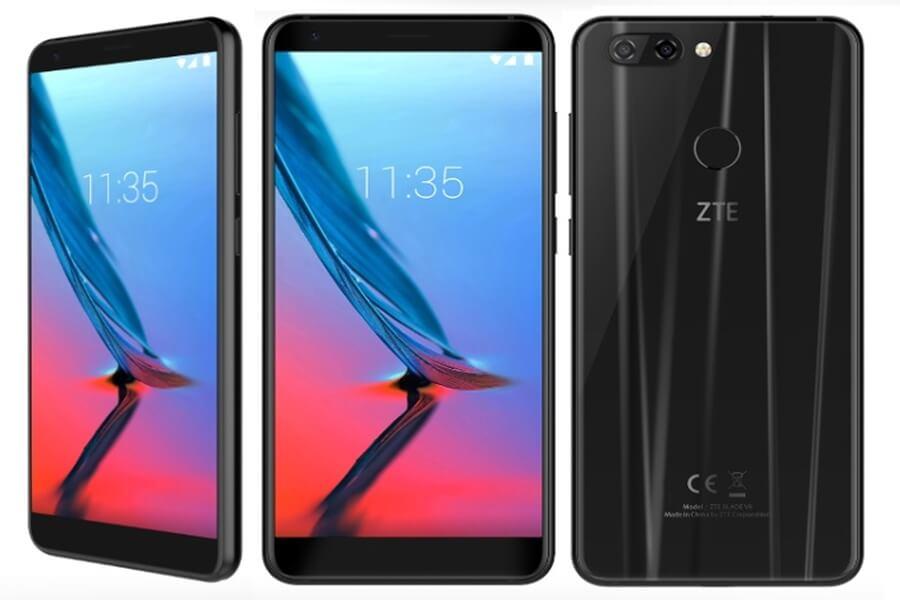 Harga dan Spesifikasi Smartphone Lengkap ZTE Blade V9 Terbaru 2018
