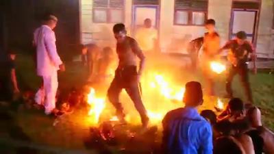 Asal Muasal Seni Tari Zapin Api Rupat Utara – Wisata Budaya di Kabupaten Bengkalis