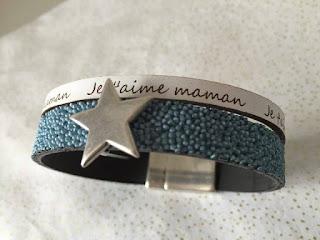 mercerie bracelet création entrepreneuse.