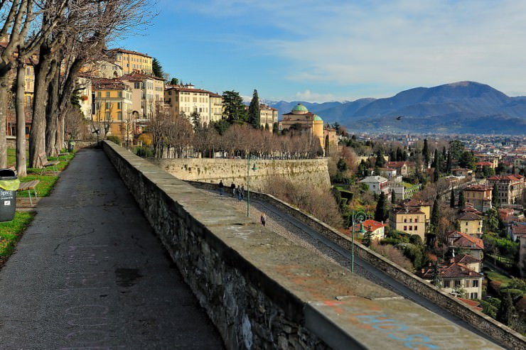 Top 11 Ancient Towns and Villages - Bergamo, Italy
