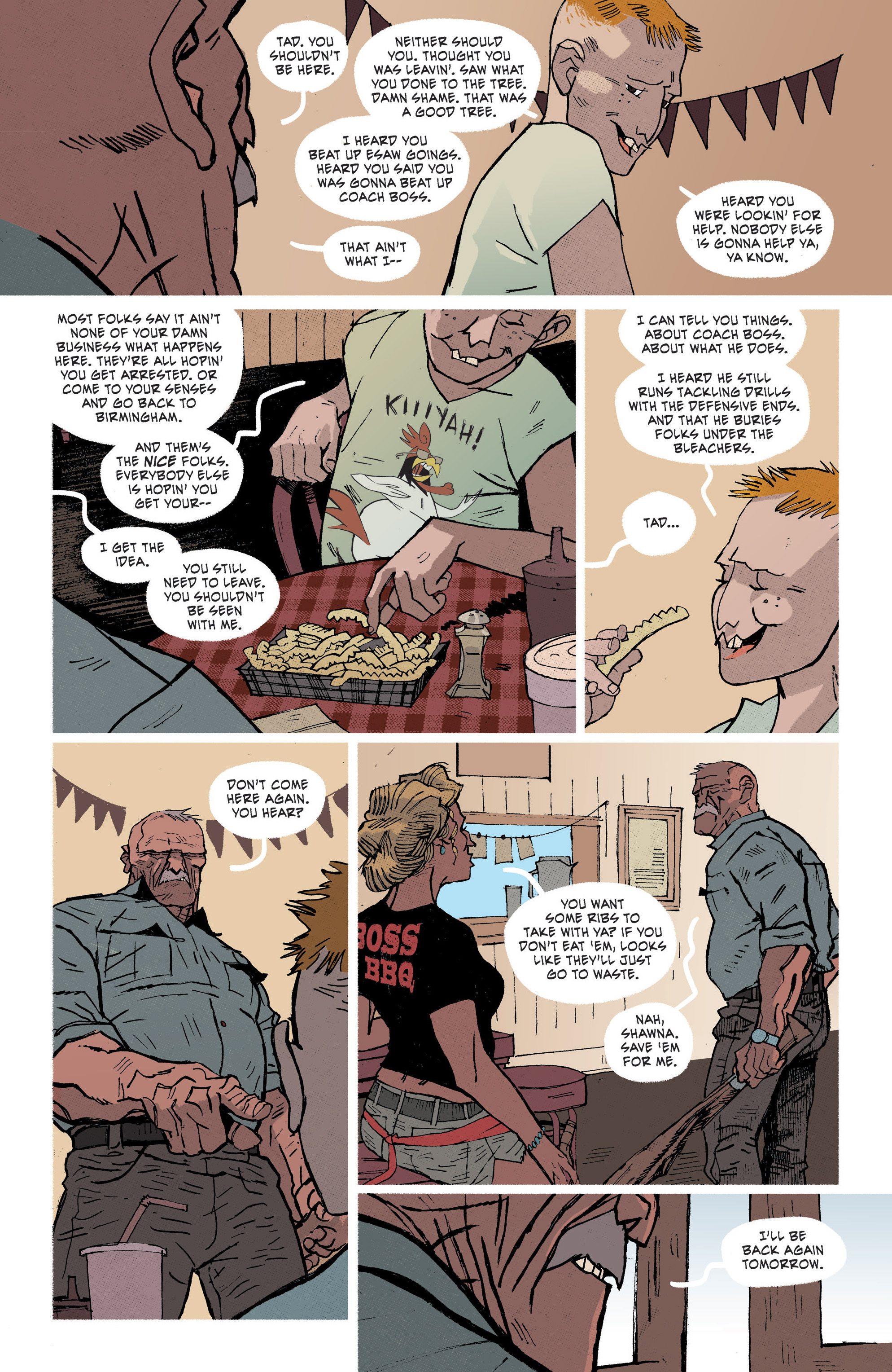 Read online Southern Bastards comic -  Issue #3 - 13