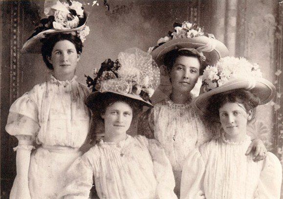 Easter 1908
