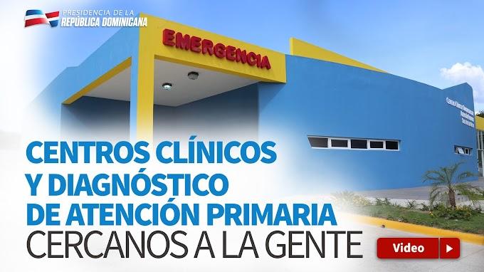 Centros Clínicos y Diagnósticos de Atención Primaria cercanos a la gente