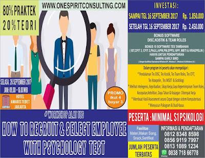 Pelatihan Psikologi