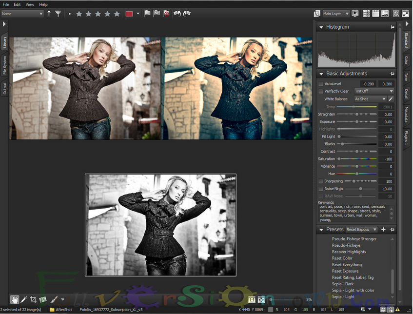 Corel AfterShot Pro Latest Full
