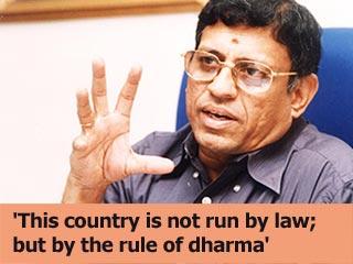 Shri S Gurumurthy's talk on Corruption (Tamil) in Chennai