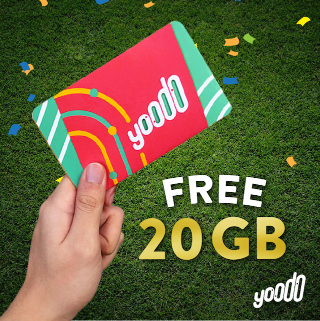 Be sure to grab their current promotion of 20Gb free data!