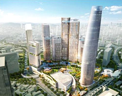Malaysia LaLaport Mall