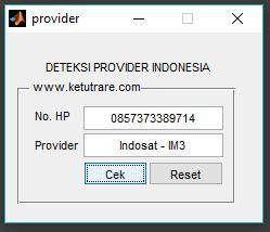 contoh 2 untuk provider IM3