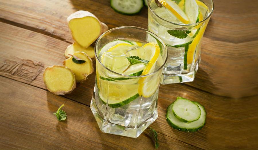 De Lemon Original Minuman Diet Alami Pembakar Lemak