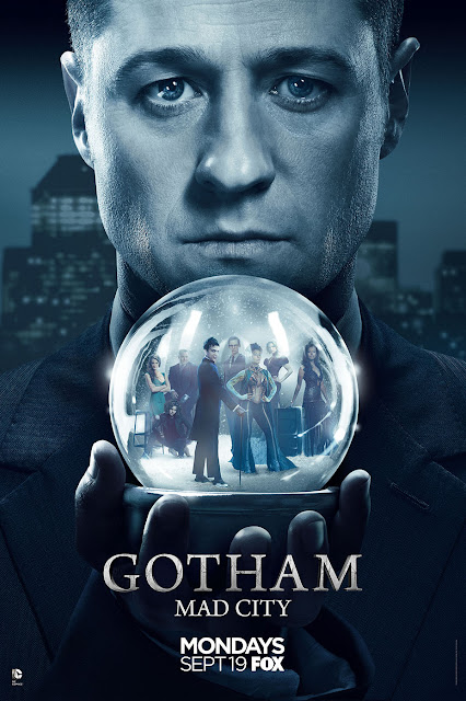 Gotham – Todas as Temporadas