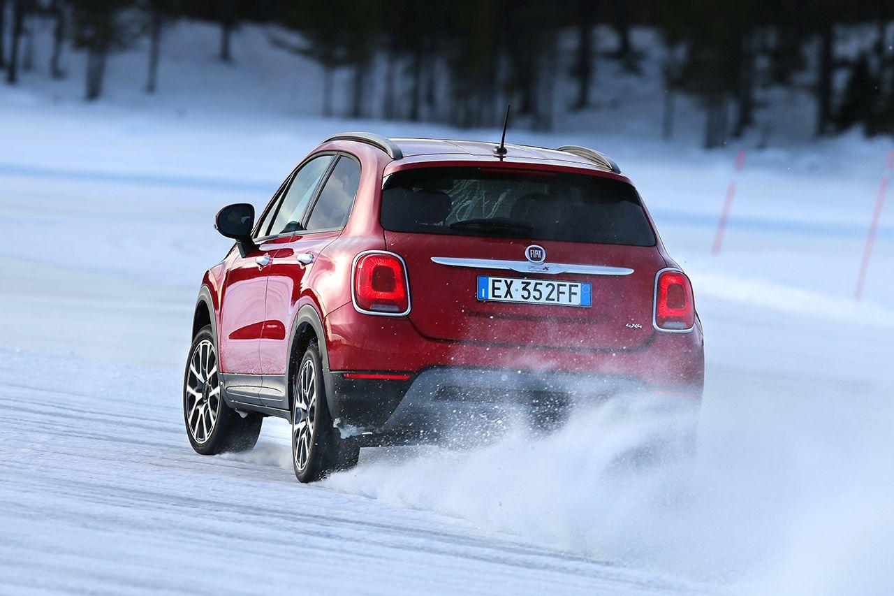 150227 Fiat 500X Arjeplog Sweden 03 Με νέο 1300άρη diesel 95 ίππων και με 5 χρόνια δωρεάν service για το Fiat 500X 500Χ, Crossover, Fiat, Fiat 500X
