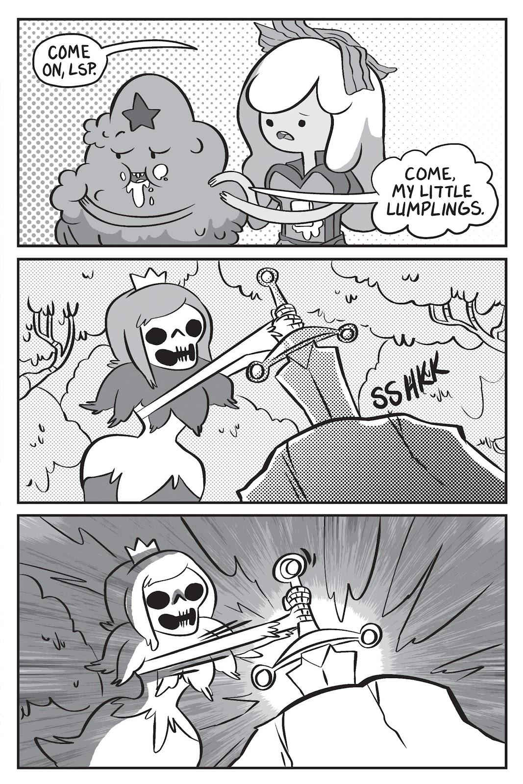 Read online Adventure Time: Pixel Princesses comic -  Issue # Full - 106