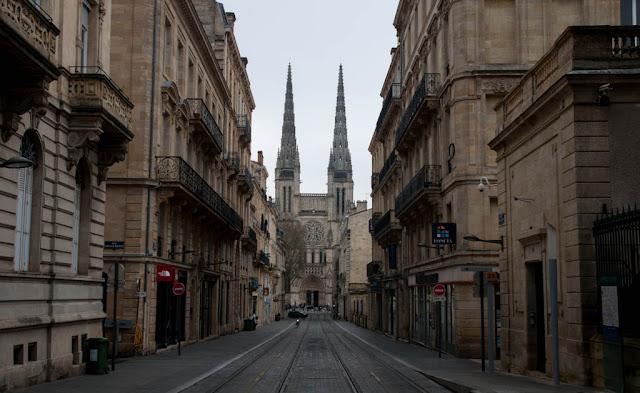 Visitando la Catedral de Saint André