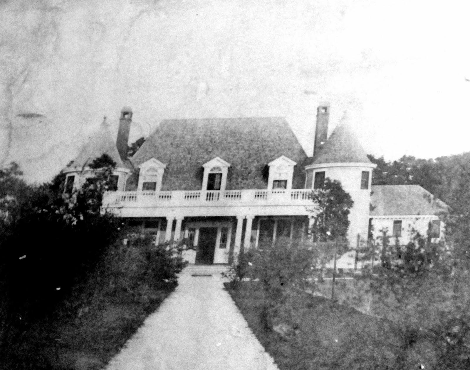 Capture America Journal Cumberland Island History Plum Orchard
