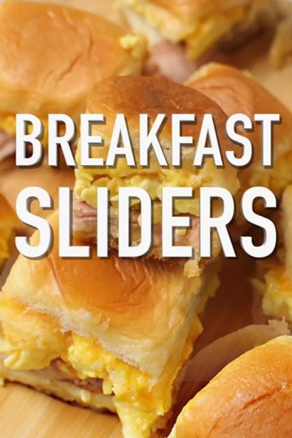Hot Breakfast Sliders