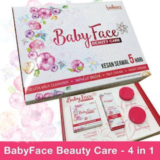 BABY FACE BEAUTY CARE