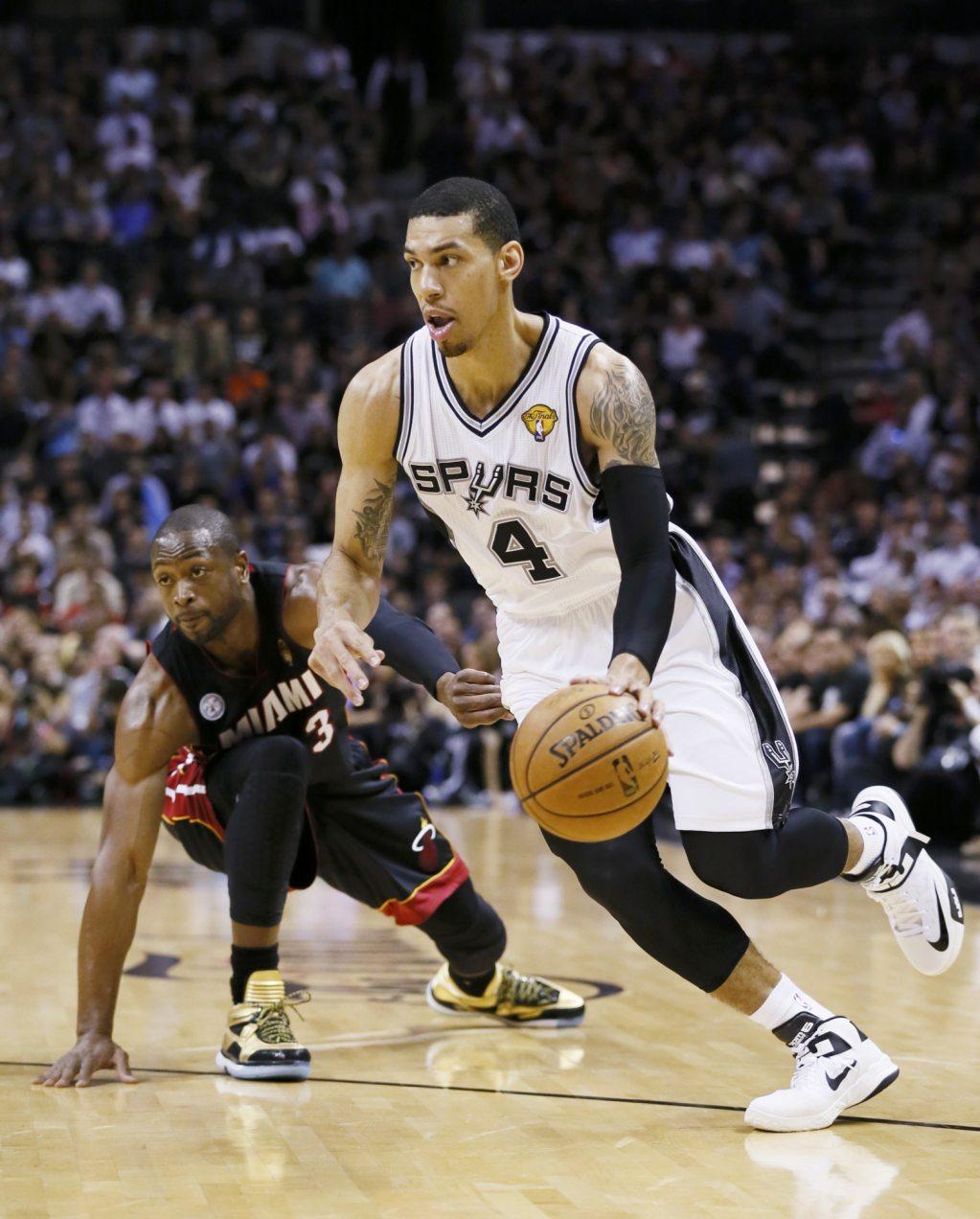 San Antonio Spurs Nba: BADBOYS DELUXE: DANNY GREEN -SAN ANTONIO SPURS NBA