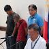 Watch: Empleyado ng BOC at iba pa, huli sa pangingikil