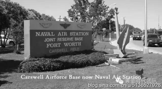 卡斯韋爾空軍基地現為海軍航空站