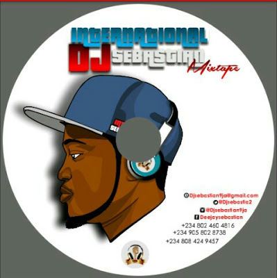[Mixtape] Dj Seberstian | International 2Wingz Vol.1 - Mp3made.com.ng
