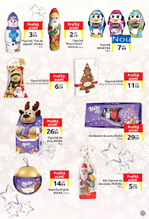 CATALOG Carrefour Craciun decembrie 2018 figurine de craciun