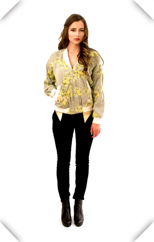 7f85a05804f9a3 SweetKM  5 More  Cropped Jacket Sewing Patterns