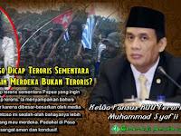 Anggota DPR Sebut Polisi di Poso Teroris Sesungguhnya, Benarkah?