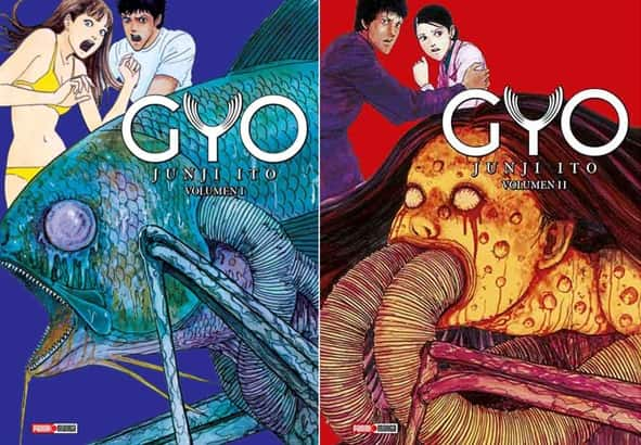 Reseña: Gyo- Junji Ito