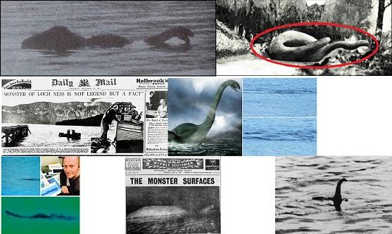 Efsanevi Yaratık : Loch Ness Canavarı