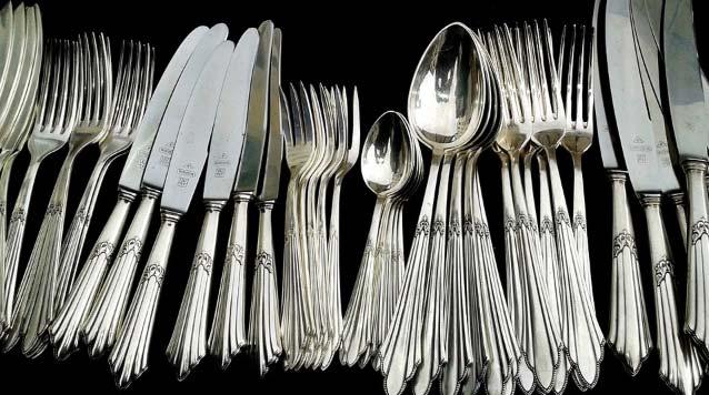 trucos caseros para limpiar la plata