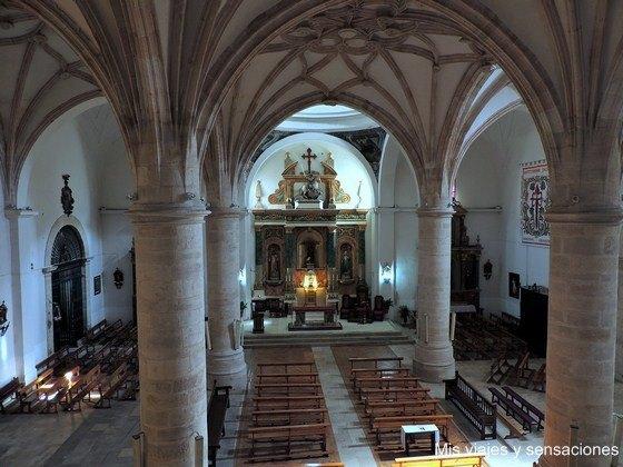 Iglesia de San Antonio Abad, El Toboso, Castilla la Mancha, Toledo