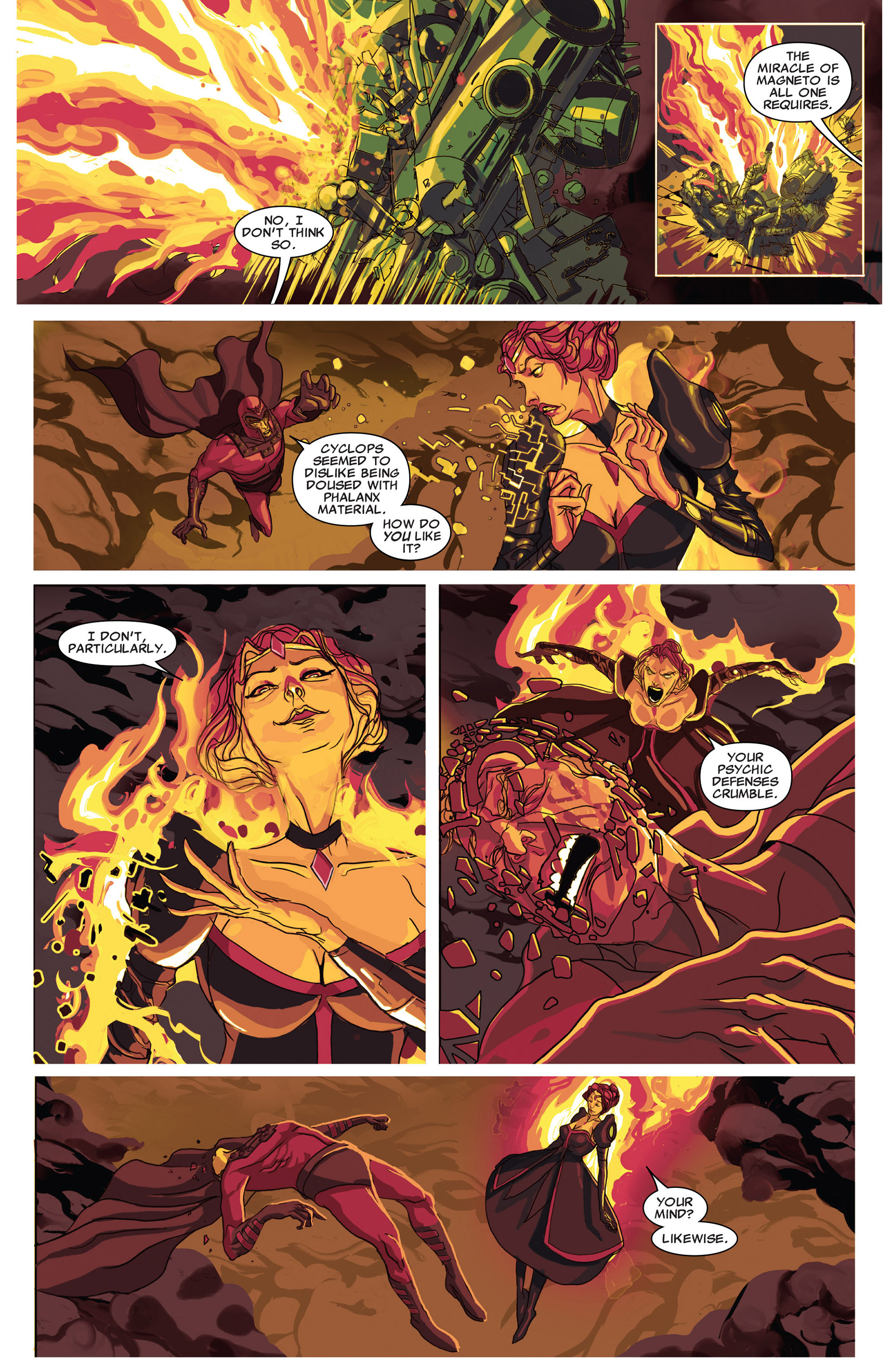 Read online Uncanny X-Men (2012) comic -  Issue #17 - 10