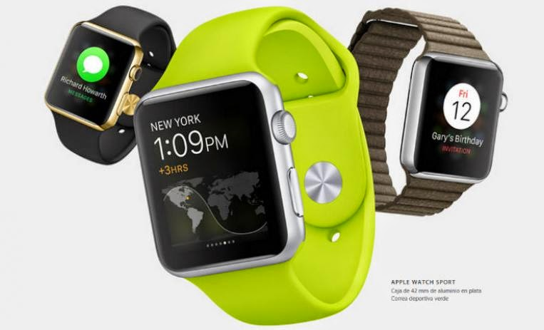 comprar smartwatch apple watch