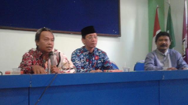 Pesan Ketua PDM Jember pada Mubaligh Mubalighat Muhammadiyah Jember