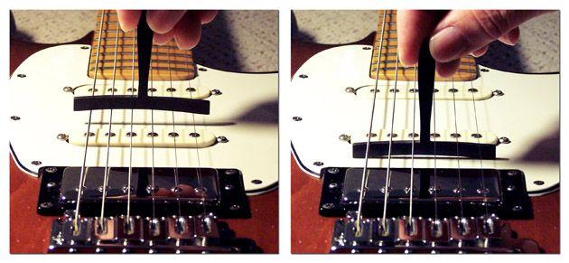 Cómo dar la Misma Curvatura del Diapasón, a las Cuerdas de la Guitarra