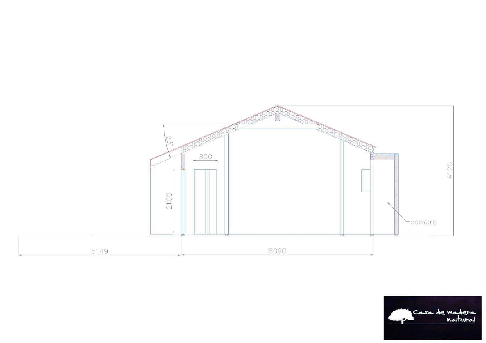 Casas de madera natural marzo 2016 - Casas de madera natural ...