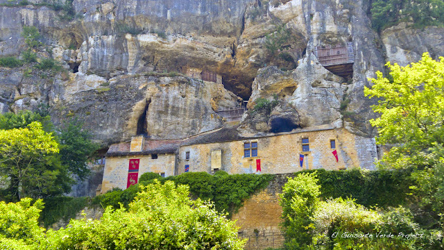 Maison Forte de Reignac - Dordoña Perigord por El Guisante Verde Project