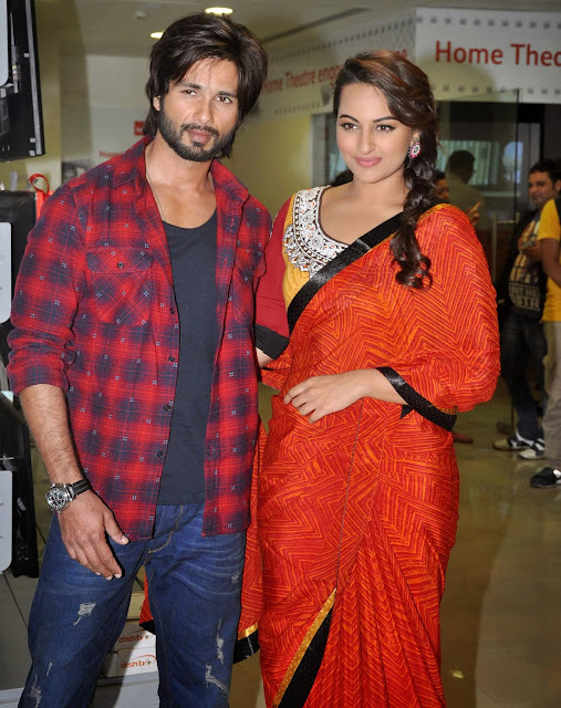 Rambo Rajkumar Movie Promotion