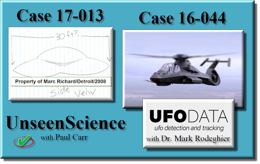 Episode 11 - Michigan Cases and UFODATA