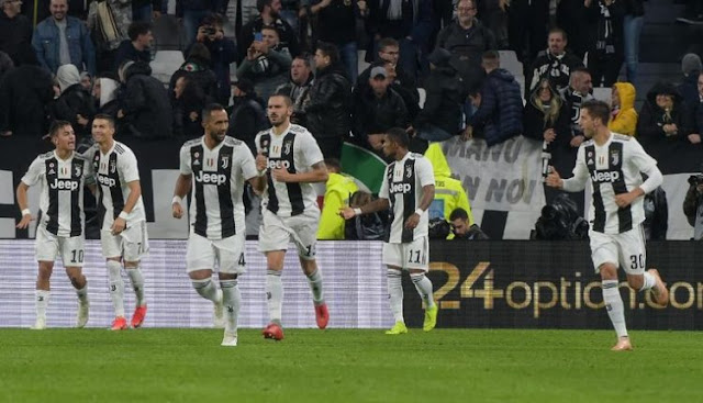 Juventus Bidik Kemenangan Jelang Laga Kontra Manchester United