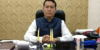 Manipur Youth Affairs and Sports Minister